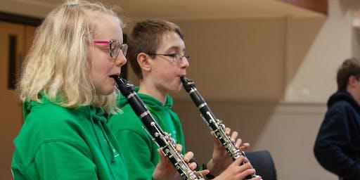 Inspiring Young Musicians!