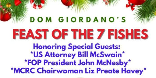 Dom Giordano's Feast of the 7 Fishes