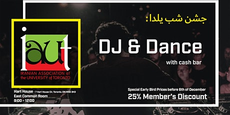 YALDA NIGHT: DJ & DANCE tickets