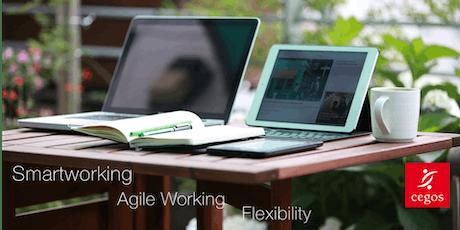 [Webinar] Smartworking, Agile Working, Flexibility: pratiche virtuose biglietti