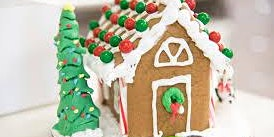 Gingerbread House Making Dinner to Support Thomas Johnson