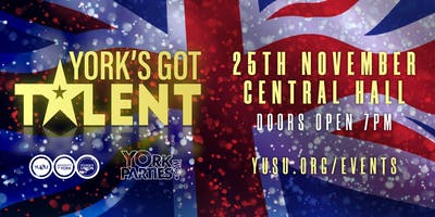 York's Got Talent!