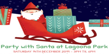 CHRISTMAS WORKSHOP AND PARTY WITH SANTA AT LAGOONA PARK tickets
