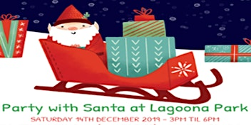 CHRISTMAS WORKSHOP AND PARTY WITH SANTA AT LAGOONA PARK