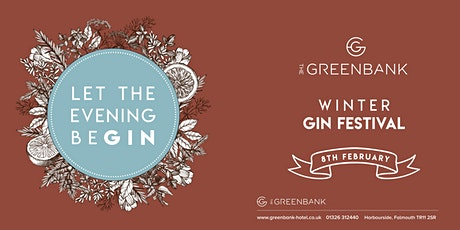 Winter Gin Festival 2020 at The Greenbank Hotel tickets