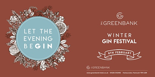 Winter Gin Festival 2020 at The Greenbank Hotel