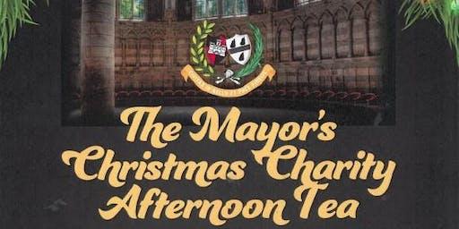 The Mayor's Christmas Charity Afternoon Tea