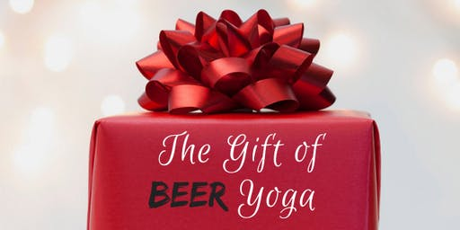 The Gift of Beer Yoga