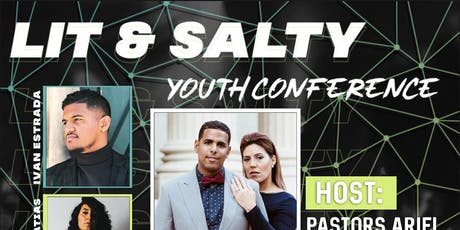 P4FY LIT & SALTY YOUTH CONFERENCE tickets