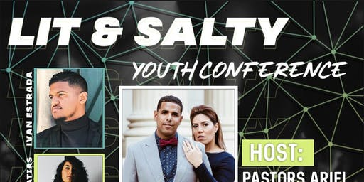 P4FY LIT & SALTY YOUTH CONFERENCE