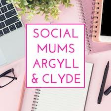 Social Mums Glasgow and Argyll & Clyde logo