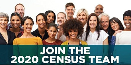 2020  Census Recruiting Event- DUMBO Annex  Library tickets