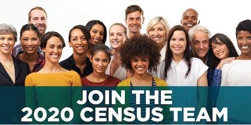 2020  Census Recruiting Event- DUMBO Annex  Library