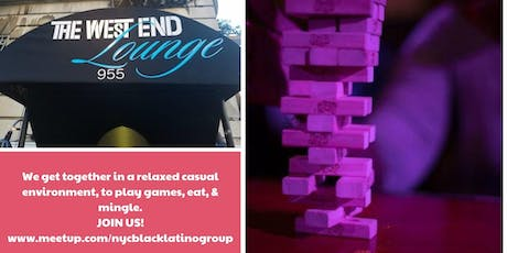 Spades, Bid Whist & Board Game Saturdays @ The West End (Free Admission)!!! tickets
