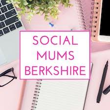 Social Mums Berkshire - Reading logo
