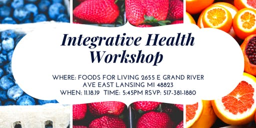 Integrative Health Workshop