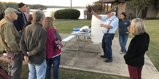 Rain Barrel Workshop at Greer CPW