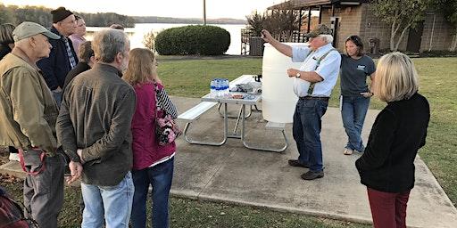 Rain Barrel Workshop at Greer CPW