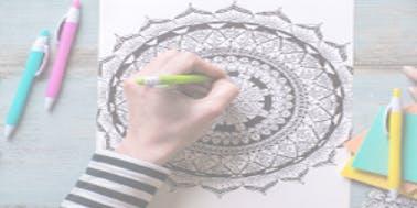 Mandala Art (Barrowford) #LancsLearning