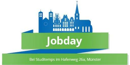 Studenten-Jobday in Münster