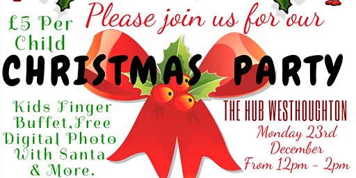 Christmas Party At The Hub