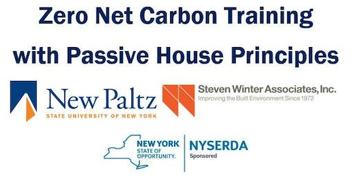 Overview of Net Zero Carbon/Passive House Concepts, Techniques and Benefits