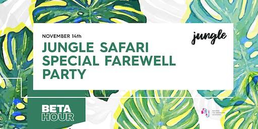 Jungle Safari Special Farewell Party