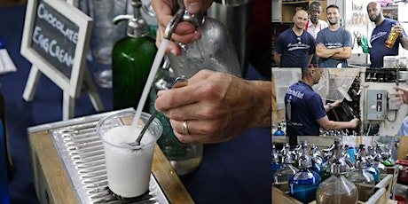 Tour, Tasting, & Egg Cream Reception @ NYC's Last Seltzer Factory tickets