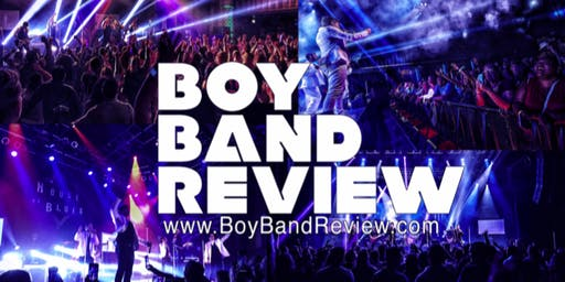 Boy Band Review at Tailgaters (Bolingbrook)