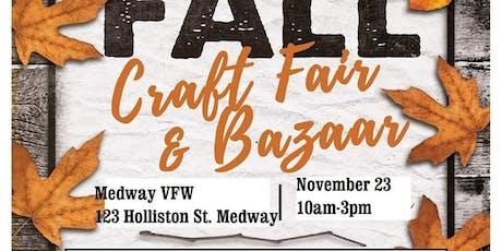 Fall Craft Fair & Bazaar tickets