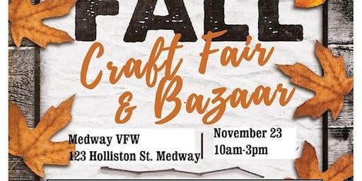 Fall Craft Fair & Bazaar