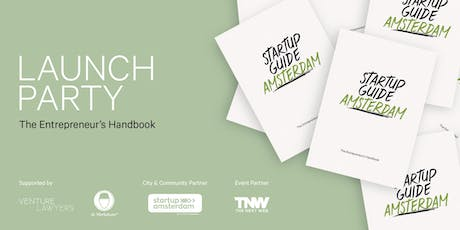 Startup Guide Amsterdam Launch Party tickets