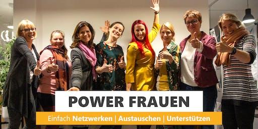 #4 Power Frauen - Netzwerktreffen
