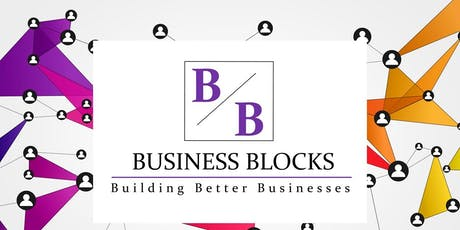 BUSINESS BLOCKS NETWORKING EVENT 14th January 2020, Chigwell tickets