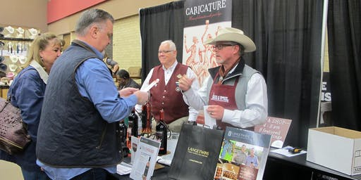 Sip & Shop at Fort Worth Stock Show