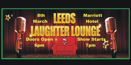Leeds Laughter Lounge Charity Comedy Even tickets