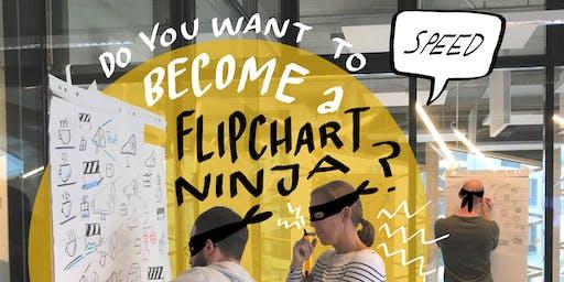 Become a Flipchart Ninja!