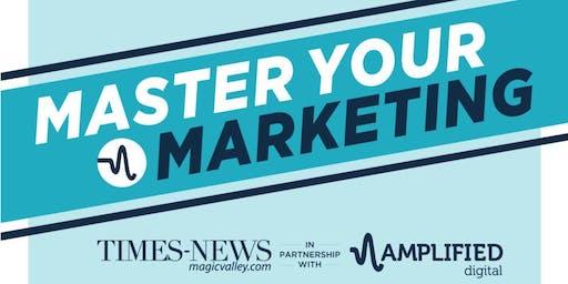 Digital Seminar - Master Your Marketing