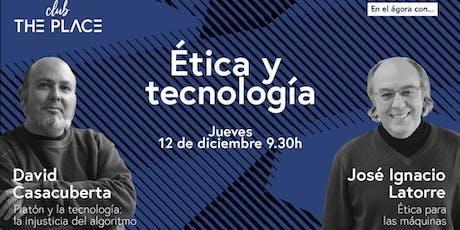 En el ágora con José Ignacio Latorre y David Casacuberta entradas