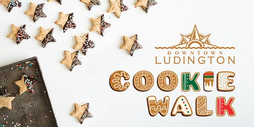 Downtown Ludington Cookie Walk