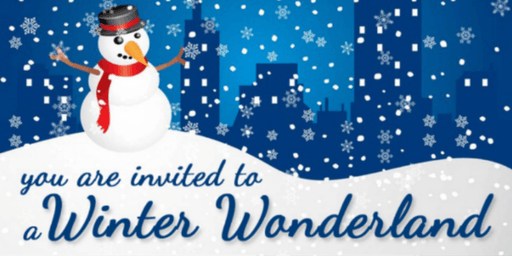 WINTER WONDERLAND PARTY (Parent's Night Out)