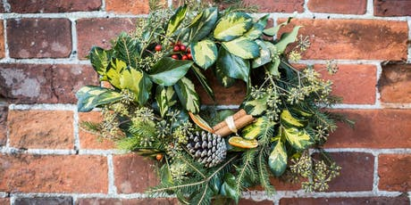 Traditional Christmas Wreath Workshop tickets