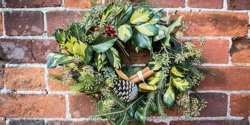 Traditional Christmas Wreath Workshop