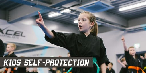 Kids Self Protection Workshop
