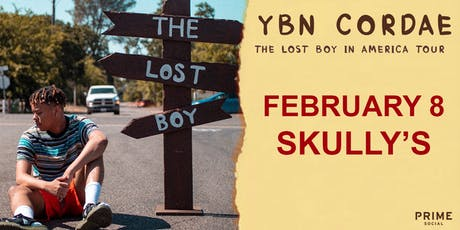 YBN Cordae @ Skully's tickets