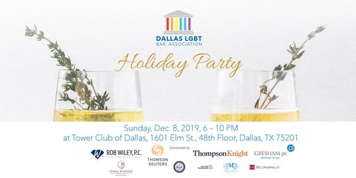 The 2019 DLGBTBA Holiday Party