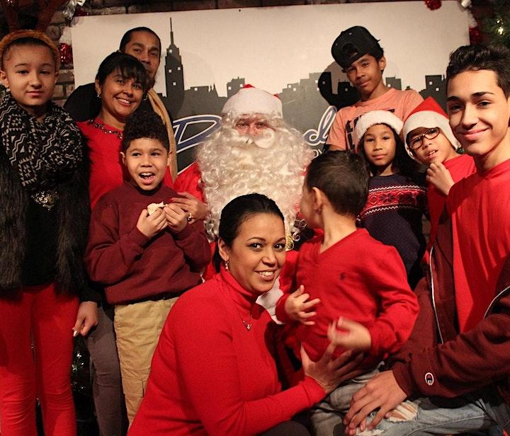 BYOBreakfast with Santa ELFPROV Times Square NYC image