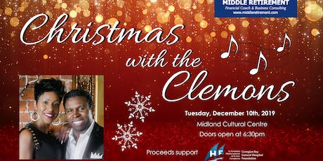 Midland, ON: Christmas With The Clemons and Guests tickets