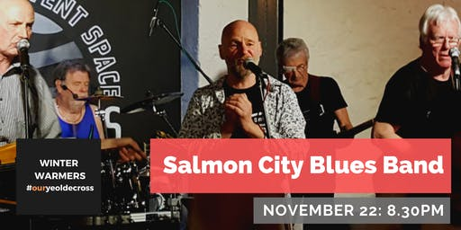 Salmon City Blues Band Acoustic Gig