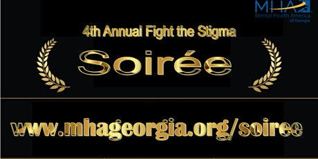 4th Annual Fight the Stigma Soiree' tickets